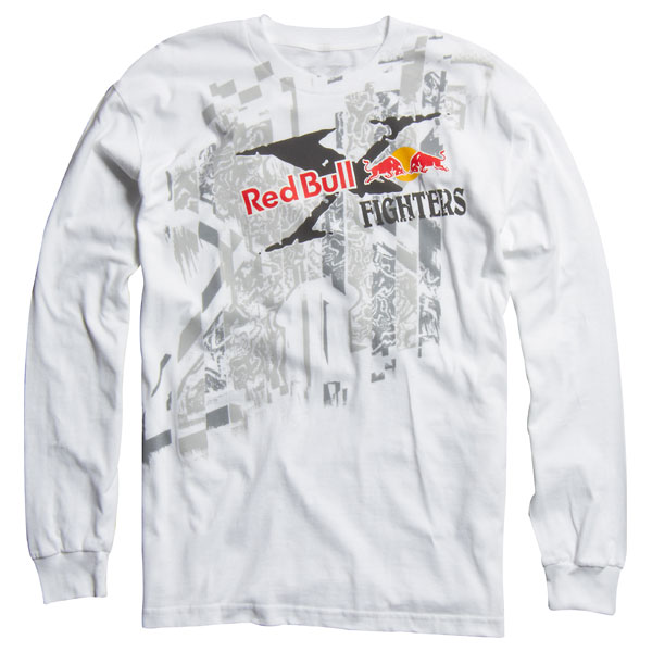 FOX RedBull X-Fight Double X L/S T恤