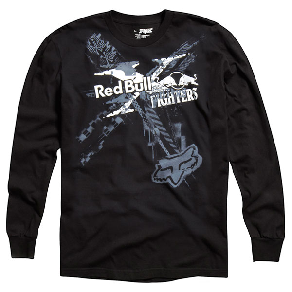FOX RedBull X-Fight Exposed L/S T恤