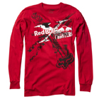 【FOX】FOX RedBull X-Fight Exposed L/S T恤