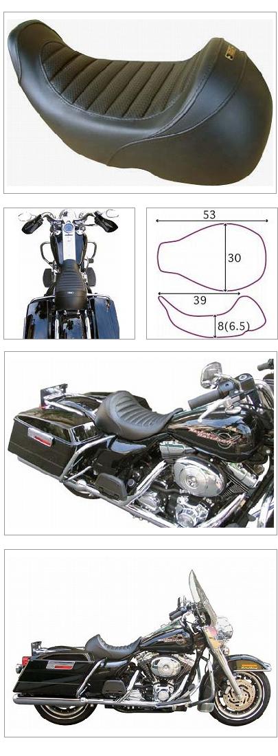 【K&H】單坐墊3  Tuck<Semi-order> - 「Webike-摩托百貨」