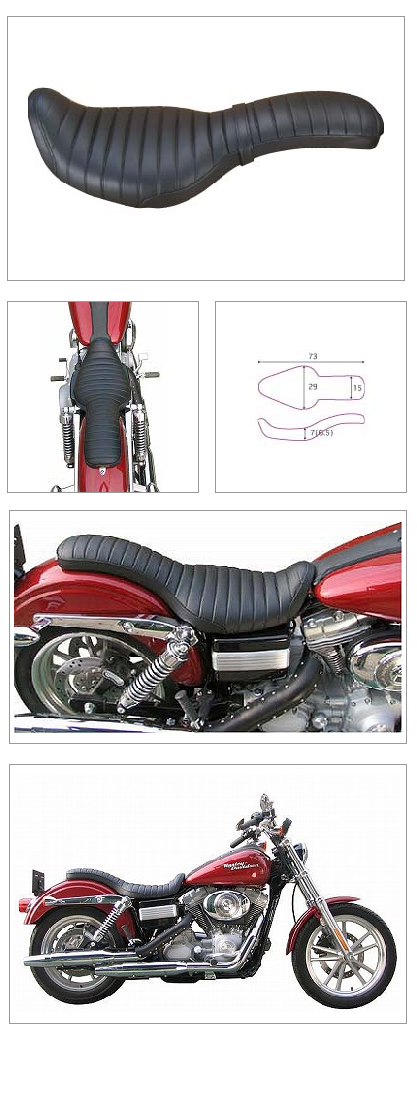 【K&H】Cobra坐墊 <Semi-order> - 「Webike-摩托百貨」