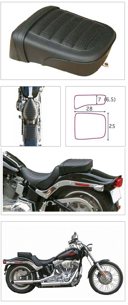 Pair Ride Tuck 毛毛蟲坐墊<Semi-order>