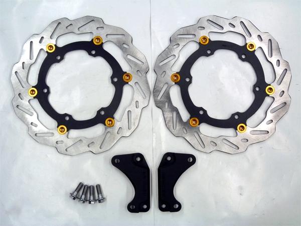 【RC甲子園】298煞車碟盤套件 - 「Webike-摩托百貨」