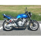SANSEI RACING ZNIC Slip - on muffler