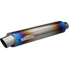 【SANSEI RACING】陽極酸化處理 鈦合金排氣管尾段