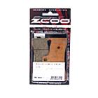ZCOO ジクー/ブレーキパッド セラミックシンタード