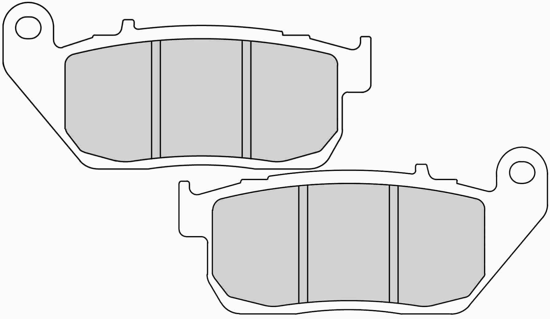 SinterGrip ROAD煞車皮(來令片)