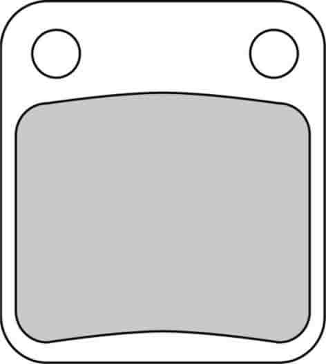Platinum煞車皮(來令片)