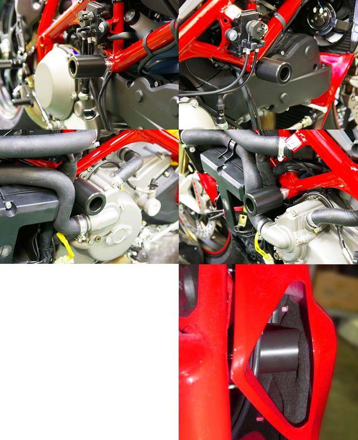 【BABYFACE】[IDEAL] 車架/引擎滑塊(防倒球) - 「Webike-摩托百貨」