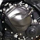 BABYFACE LightenMax - DryCarbon Engine cover - ShieldR - L