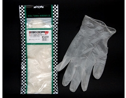 【MOTOWN】塑膠手套 8P - 「Webike-摩托百貨」