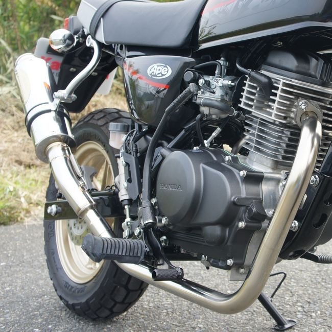 【月木RACING】TR mini二輪 全段排氣管 - 「Webike-摩托百貨」