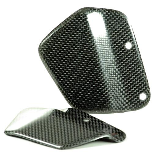 FACTOR-X Optional Parts 碳纖維腳跟保護板