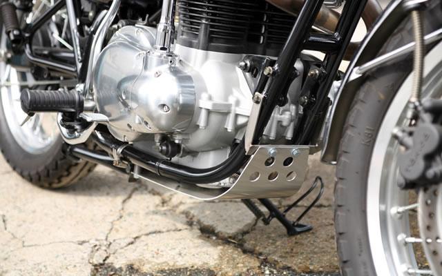 【GOLDMEDAL】鋁合金引擎下護板 - 「Webike-摩托百貨」