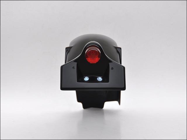 【CHIC DESIGN】SCRAMBLE後土除附圓形S尾燈 - 「Webike-摩托百貨」