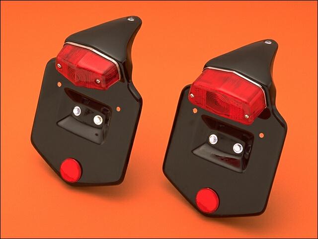【CHIC DESIGN】附復古型尾燈 - 「Webike-摩托百貨」