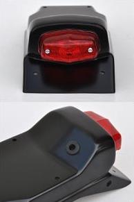 【CHIC DESIGN】無土除套件 Lusas S尾燈 - 「Webike-摩托百貨」