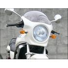 【CHIC DESIGN】Road Comet頭燈罩 Aero Screen款式 墨色風鏡