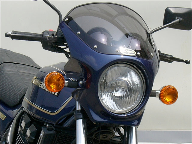 Road Comet頭燈罩 Aero Screen款式 墨色風鏡