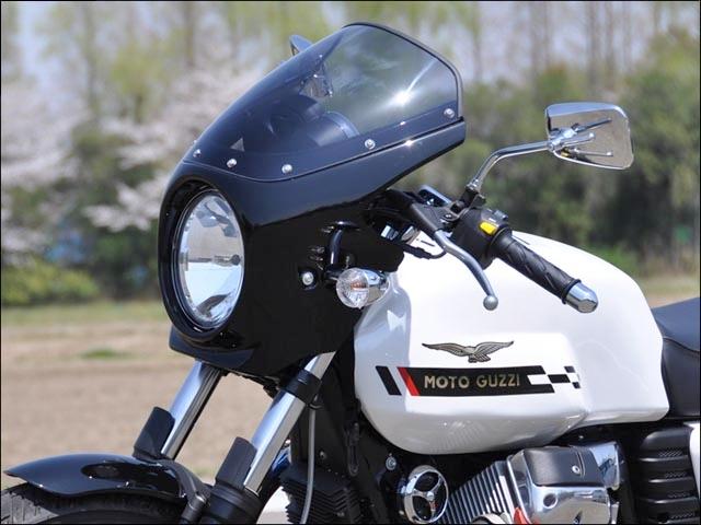 Road Comet頭燈罩