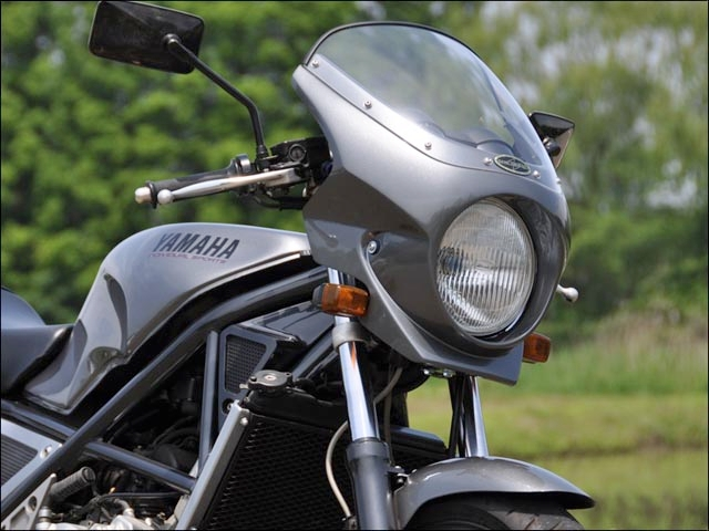 Road Comet 2 頭燈罩