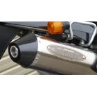 Techserfu SUPERMOTO Slip-on Carbon Tail Exhaust