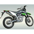 【techserfu】SuperMoto Trek 排氣管尾段