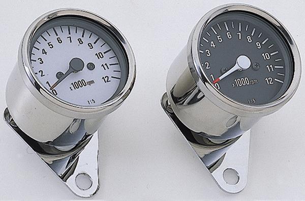【POSH】LED背光式迷你轉速錶(電子式) - 「Webike-摩托百貨」