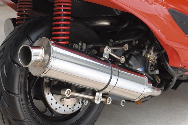 POSH highway speed排氣管尾段
