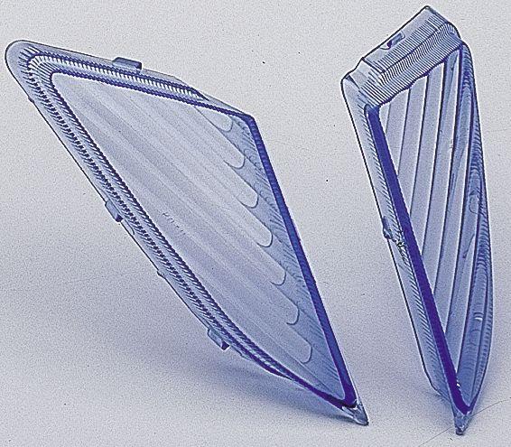 【POSH】前方向燈 水晶樣式燈殼 - 「Webike-摩托百貨」