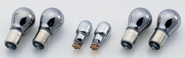 鍍鉻方向燈燈泡與LED尾燈燈泡組