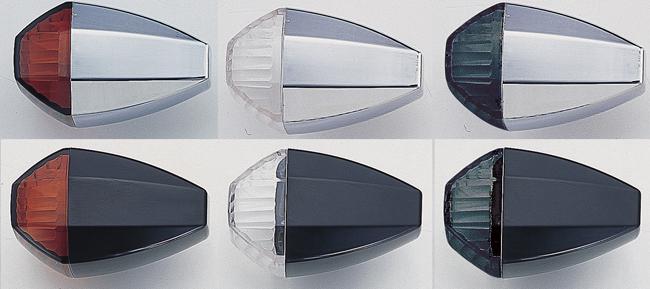 ZR型式LED方向燈 水晶樣式燈殼