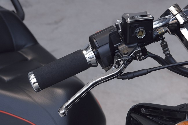 【POSH】機械切削加工煞車拉桿 - 「Webike-摩托百貨」
