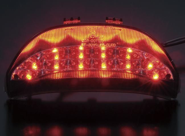 【POSH】LED尾燈(改裝 型式) - 「Webike-摩托百貨」