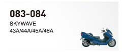 SKYWAVE 43A/44A/45A/46A