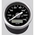 デイトナ:DAYTONA/電気式スピードメーター(LED照明)