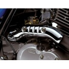SUZUKI Plated Exhaust Pipe Cover
