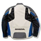 【HONDA RIDING GEAR】Wing圖案透氣外套