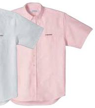 鈕扣式襯衫短袖 <SEA BASS>