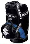 【SUZUKI】高爾夫球包造型寶特瓶固定器 <SEA BASS> - 「Webike-摩托百貨」