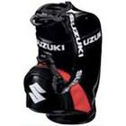 【SUZUKI 日本鈴木】高爾夫球包造型寶特瓶固定器 <SEA BASS>