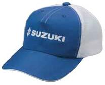 SUZUKI 網帽 <SEA BASS>