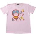 YAE43 Biikuruzu  Piece君T恤