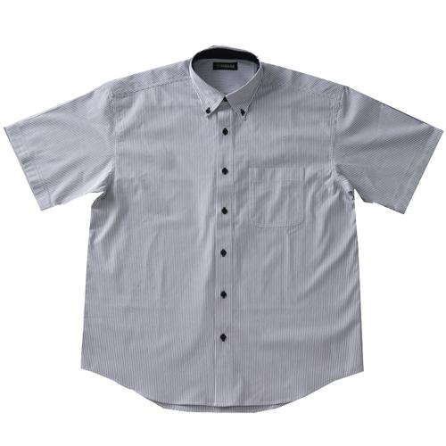 YAB11 BD條紋襯衫(短袖)