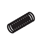 DAYTONA Spare parts Z 191 Push button spring