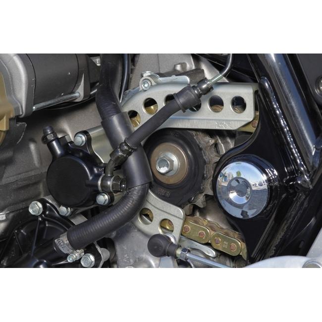 【TSR】硬陽極鋁合金前齒外蓋 - 「Webike-摩托百貨」
