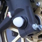 【TSR】M18 鋁合金前軸螺絲 (黑色)