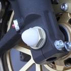 【TSR】M18 鋁合金前軸螺絲 (硬質陽極)