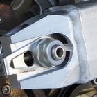 【TSR】M18 鋁合金後軸螺帽 (硬質陽極)