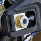 【TSR】後輪軸螺帽M22 金色